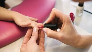 Regular Manicure (Ages 12-15)